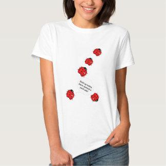 Ladybug Yard Sale Shirt