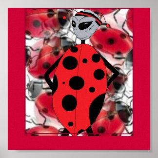 LadyBuggy Poster