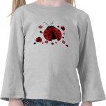ladybugs and Polka Dots shirt