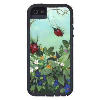 Ladybugs At Play iPhone5 Case iPhone 5 Covers