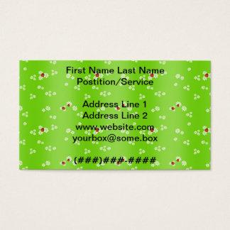 Ladybugs Business Card