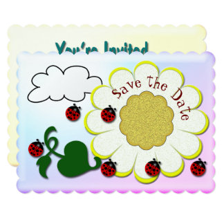 Ladybugs Card