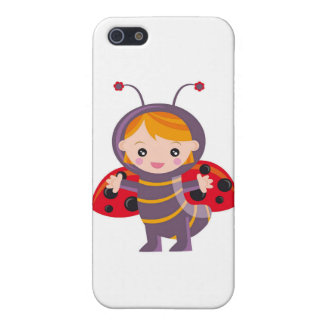 Ladybugs Cover For iPhone SE/5/5s