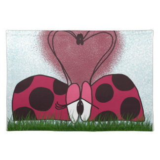 Ladybug's First Encounter ~ Place Mats