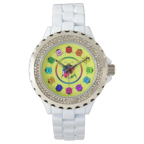 Ladybugs for Ladies!! Watch