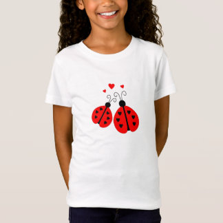 Ladybugs in Love T Shirt