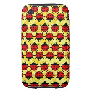 LADYBUGS iPhone 3 Case-Mate Case