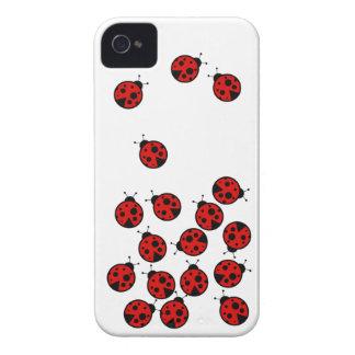 Ladybugs iPhone 4 Covers