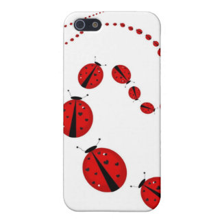 Ladybugs iPhone Case Cover For iPhone 5