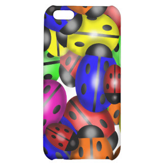 ladybugs case for iPhone 5C