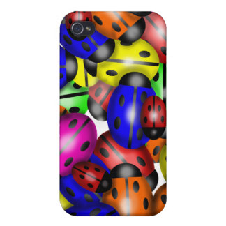 ladybugs iPhone 4 cover