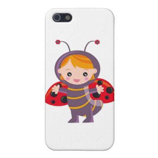 Ladybugs iPhone SE/5/5s Cover