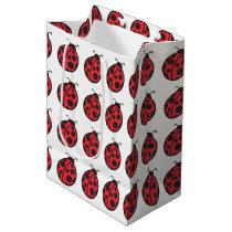Ladybugs Ladybug Birthday Gift Bag