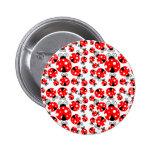 ladybugs lucky pins