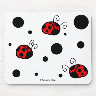 Ladybugs Mouse Pad