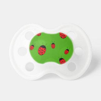 Ladybugs Pacifier