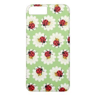 Ladybugs pattern iPhone 8 plus/7 plus case