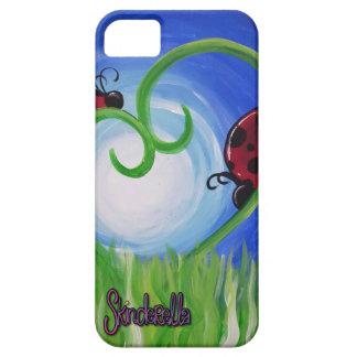 Ladybugs phone case by SKinderella