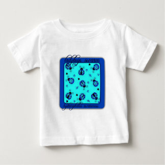 ladybugs swarm hydro awareness patch infant t-shirt