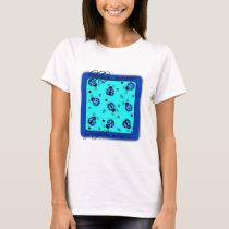 ladybugs swarm hydro awareness patch T-Shirt