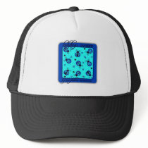 ladybugs swarm hydro awareness patch trucker hat