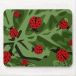 ladybugz. alfombrillas de ratones