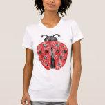 ladybugz. camiseta
