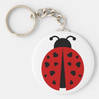 ladybugz. keychain