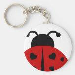 ladybugz. llavero