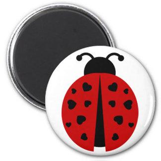 ladybugz. magnet
