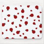 ladybugz. mouse mats