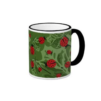 ladybugz. coffee mugs