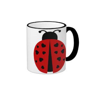 ladybugz. coffee mug