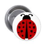 ladybugz. pinback buttons