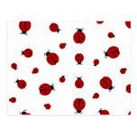ladybugz. post cards
