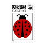 ladybugz. postage stamp