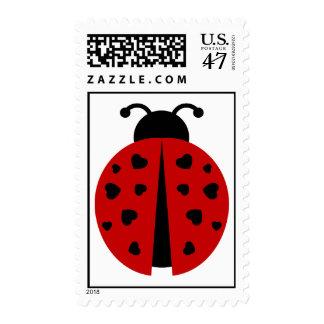 ladybugz. timbres postales
