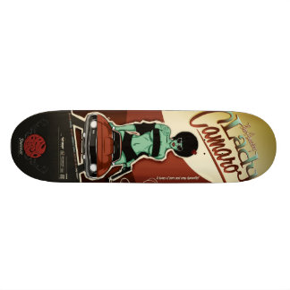 LadyCamaro Skateboard