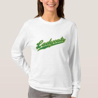Ladycats Script T-Shirt