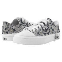 Ladylike Lace Sneakers