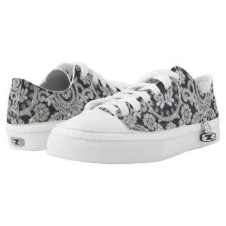 Ladylike Lace Sneakers