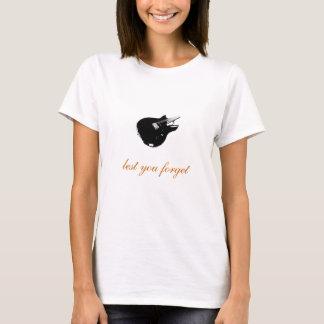 Lady's Basic Guitar Logo T-Shirt