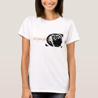 Lady's Basic Meat Logo T-Shirt
