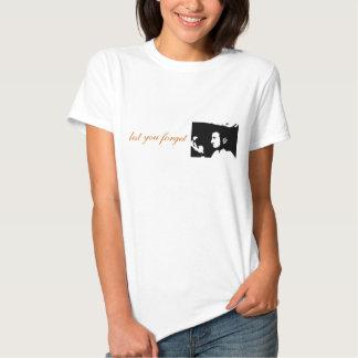 Lady's Basic Profle Logo Shirt