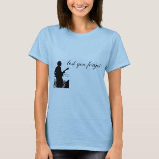 Lady's Basic Silhouette Logo T-Shirt