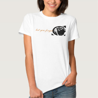 Lady's Meat Logo with Axes on Back Tshirts