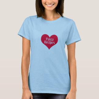 Lady's Pasta Shirt