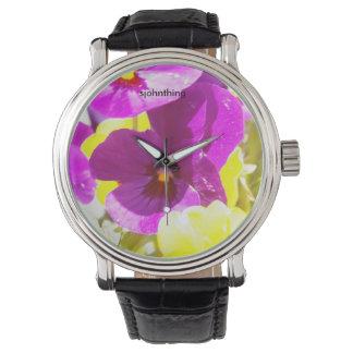 ladys sjohnthing el reloj del diseñador
