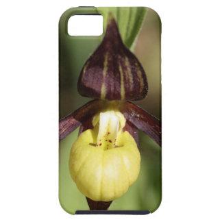 Ladys slipper Orchid iPhone SE/5/5s Case