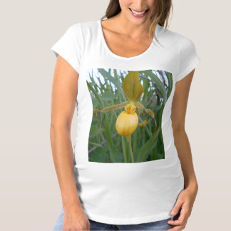 Lady's Slipper Women's Maternity T-Shirt
